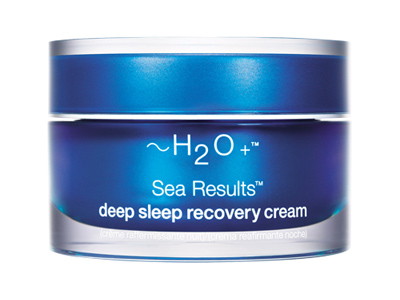 H2O海洋晶钻睡梦活化霜