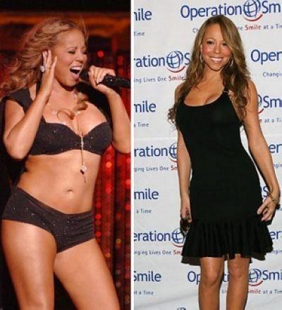 明星是如何减肥的