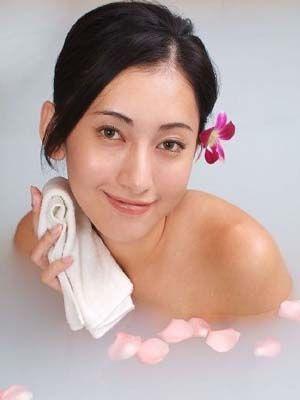 生姜水泡澡