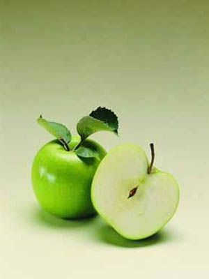 清肠绝招:吃苹果